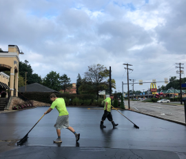 kernan-asphalt-sealing-pasta-too-parking-lot